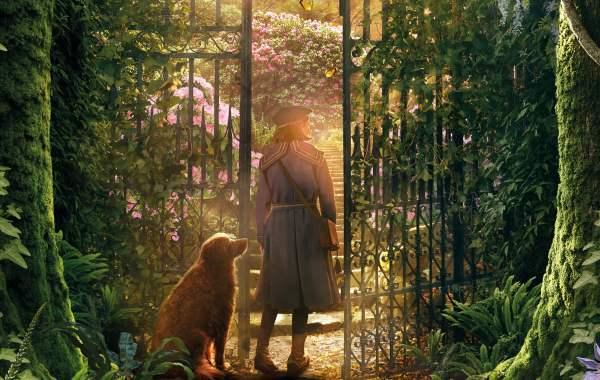 The Secret Garden Trailertrack